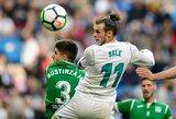 """Traumą išsigydęs G.Bale'as sugrįžo į """"Real"""" treniruotes"""