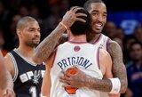 Gražiausias NBA dienos epizodų viršūnėje – J.R.Smithas
