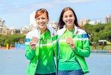 D.Vištartaitė ir M.Valčiukaitė iškovojo olimpinių žaidynių bronzos medalius!