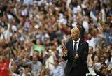 """Z.Zidano sugrįžimo rungtynėse – smarkiai pasikeitęs """"Real"""" ir užtikrinta pergalė"""