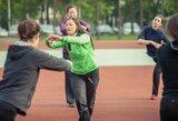 Olimpietės 5 km bėgimo programa pradedančiajam