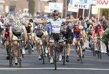 Klasikinėse dviračių lenktynėse Belgijoje G.Bagdonas užėmė 7-ą vietą