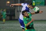 Prieš sezono startą Kauno futbolo klubai pasitikrins jėgas