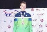 L.Grigaičiui – Europos jaunių muaythai čempionato sidabras (papildyta)