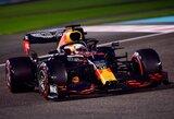 """Abu Dabio GP kvalifikacijoje – ilgiau nei metus laukta M.Verstappeno """"pole"""" pozicija"""