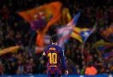 """Ispanijos spauda: L.Messi šiame sezone derybų dėl naujo kontrakto su """"Barcelona"""" neves"""