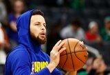 Nepaiso draudimų: NBA žaidėjai paslapčia treniruojasi krepšinio salėse