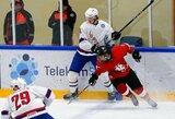 Taip pralaimėti ne gėda: lietuviai garbingai priešinosi IB diviziono favoritams norvegams
