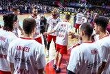 """""""Bayern"""" antroje rungtynių pusėje susitvarkė su """"Budučnost"""" krepšininkais"""