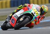 """V.Rossi: """"Variklio patobulinimai naudos nedavė"""""""