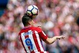 F.Torresas karjerą tęs Japonijoje