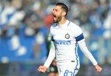 """""""Inter"""" pratęsė sėkmingą pasirodymą Italijoje"""