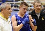 E.Stanionis – pasaulio jaunių bokso čempionato aštuntfinalyje, T.Pivorunas patyrė nesėkmę