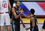 """Žvaigždžių vedama """"Nets"""" palaužė """"Clippers"""""""