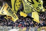 """Taškus varžovams dovanojanti """"Borussia"""" per žingsnį prisileido konkurentus"""