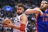 """""""Raptors"""" apžvalgininkas prakalbo apie prastą J.Valančiūno gynybą"""
