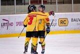 """Sustiprėjęs """"Geležinis Vilkas"""" Elektrėnuose paliko """"Baltų Ainius – HC Klaipėdą"""" be taškų"""