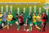 Tikslias rungtynių datas sužinojusi Lietuvos mažojo futbolo rinktinė pradėjo pasiruošimą psaulio čempionatui