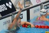R.Meilutytė aukso medalį Barselonoje pažymėjo geriausiu sezono rezultatu pasaulyje!