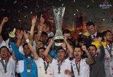 """Istorinė akistata: """"Žalgiris"""" susikaus su tituluočiausia visų laikų UEFA Europos lygos komanda"""