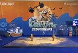 D.Bartkus Europos jaunučių sunkiosios atletikos čempionate – 5-as