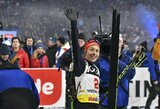 46 tūkst. fanų akivaizdoje – norvegų pergalė ir L.Dahlmeier atsisveikinimas