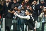 Rekordai, kuriuos C.Ronaldo gali pagerinti 2020-aisiais metais