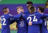 """Chelsea"" nepaliko šansų ""Burnley"" futbolininkams"
