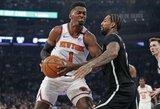 """""""Knicks"""" valosi – atsisakė šešių krepšininkų paslaugų"""