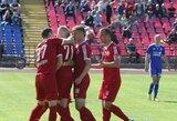 LFF Pirmoje lygoje – atkakli kova dėl čempionų titulo