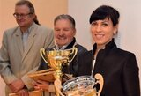 Geriausia LSU sportininkė – irkluotoja D.Vištartaitė, geriausios komandos titulas atiteko krepšininkėms