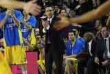 """""""Maccabi"""" krito Barselonoje, bet išsaugojo bilietą į kitą etapą"""