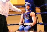 Pasaulio bokso čempionate E.Skurdelis tik po atkaklios kovos pralaimėjo Europos vicečempionui