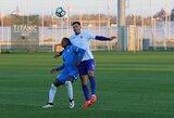 """""""Stumbras"""" rungtynių pabaigoje nusileido Bulgarijos klubui"""
