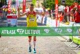 """""""Bėgam už Marijampolę"""": virtuali naujovė ir pretenzija į suvalkiečių olimpinę dieną"""