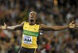 """U.Boltas: """"Rio de Žaneiro olimpiada man tikrai bus paskutinė"""""""