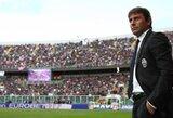 "A.Conte: ""Nuostabu, jog esame Italijos čempionato lyderiai"""