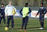 """Sukėlė pasipiktinimą: """"Lazio"""" neplanuoja savo žaidėjų siųsti į karantiną"""