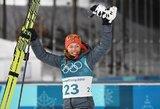 Pjongčango olimpiados medalių įskaitos lydere tapo Vokietija