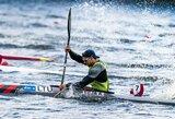 """Baidarininkas A.Seja apie tikėtiną olimpinių žaidynių atšaukimą: """"Taip iš mūsų būtų atimtas tikslas"""""""