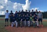 Antrajame beisbolo Interlygos etape išsiskyrė Kauno ir Vilniaus komandos