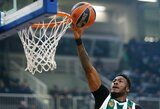 "Th.Antetokoummpo ""Bucks"" komandoje prisijungs prie Giannio"