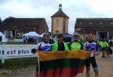 Paryžius-Brestas-Paryžius dviračių maratone – puikus lietuvių pasirodymas