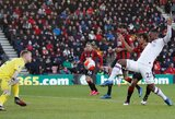 """""""Chelsea"""" rungtynių pabaigoje išplėšė lygiąsias su """"Bournemouth"""""""