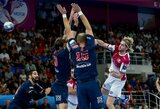 Čempionų lygos startas nesėkmingai susiklostė Lietuvos rankininkų ekipoms