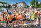 Sekmadienį Vilniaus gatves užplūdo 7 tūkstančiai bėgikų