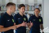 """""""Riterių"""" iniciatyva MakeItLouder – pasaulinių futbolo verslo apdovanojimų socialinės iniciatyvos finale"""