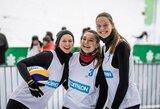 """Druskininkuose tęsiasi """"LTeam olimpinis žiemos festivalis 2019"""""""