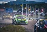 """""""ESmotorsport-LabasGas"""" komanda praleis pasaulio ralio kroso varžybas Kanadoje"""