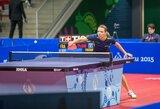 Stalo tenisininkė R.Paškauskienė sugrįš į šalį, kurioje tapo Europos čempione